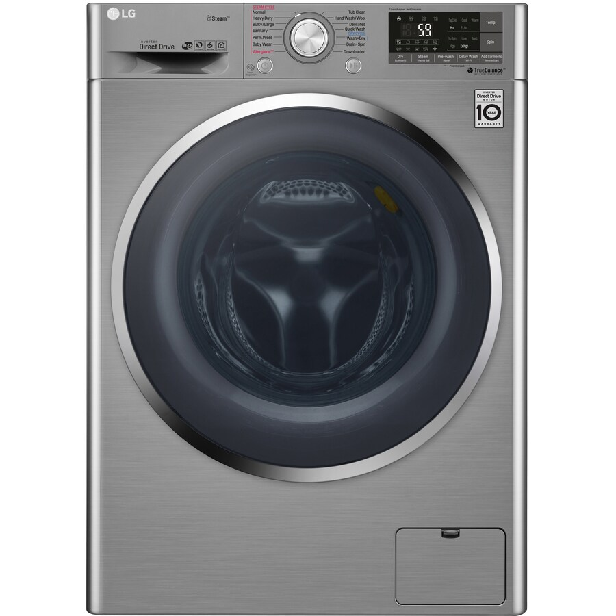 Lg 2 3 Cu Ft Ventless Combination Washer And Dryer