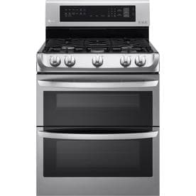 Slide In Double Oven Gas Ranges At Lowescom