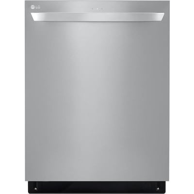 LG SmartThinQ QuadWash 46-Decibel Built-In Dishwasher