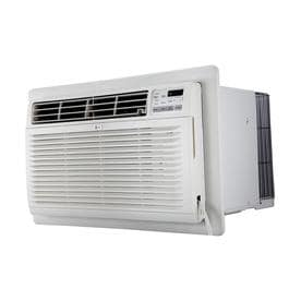 LG Electronics 9,500/9,800 BTU 230V Through the Wall Air Conditioner with Remote Control