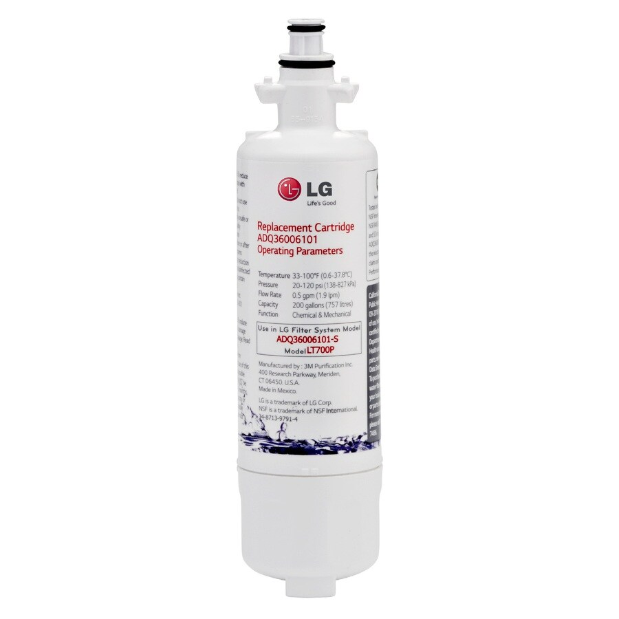 LG 6-Month Refrigerator Water Filter