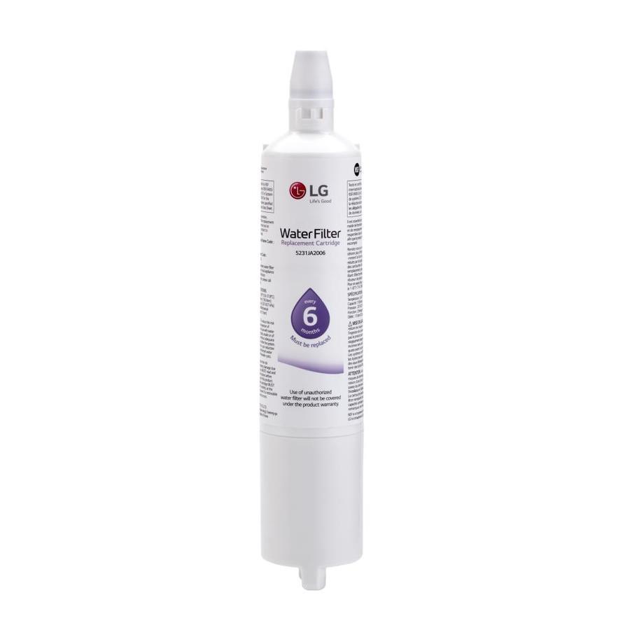 LG 6-Month Refrigerator Water Filter