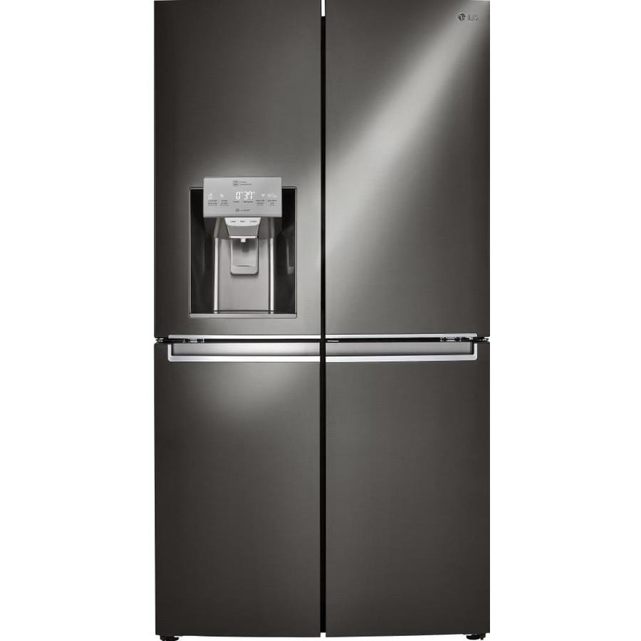 Lg 29 9 Cu Ft 4 Door French Door Refrigerator With Ice