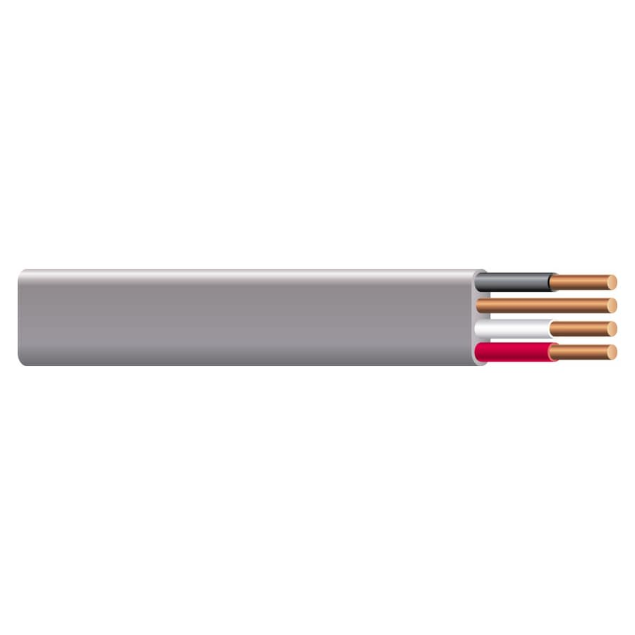 Shop Cerro Wire 250 Ft, 14-3 UF Underground Feeder Cable at Lowes.com