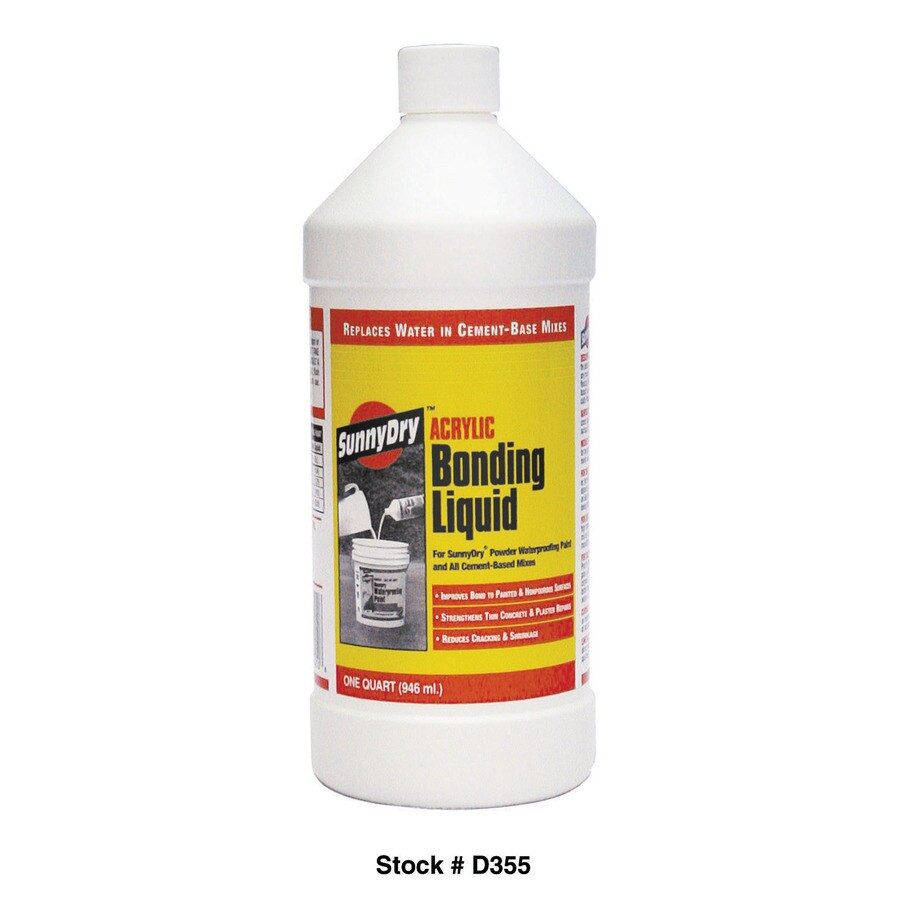Wall Firma Quart- Acrylic Bonding Liquid