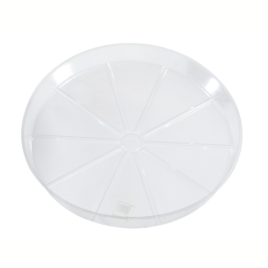 10-in Plastic Plant Saucer