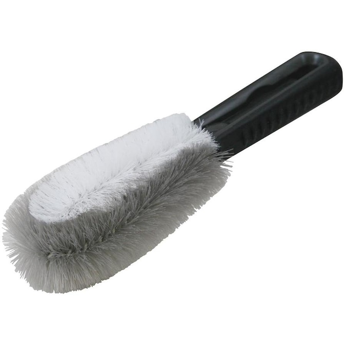 hopkins deluxe double loop wheel brush in the automotive cleaning brushes department at lowes com lowe s