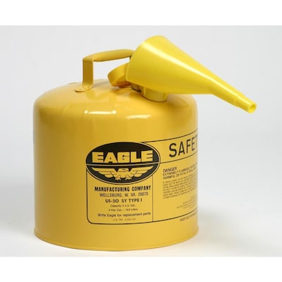 Safety Gas Can >> 5 Gallon Metal Diesel Fuel Can