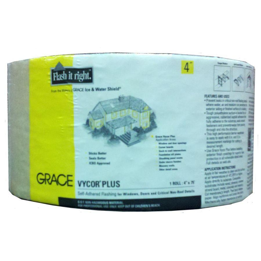Grace 4-in x 33-ft Rubberized Asphalt Roll Flashing