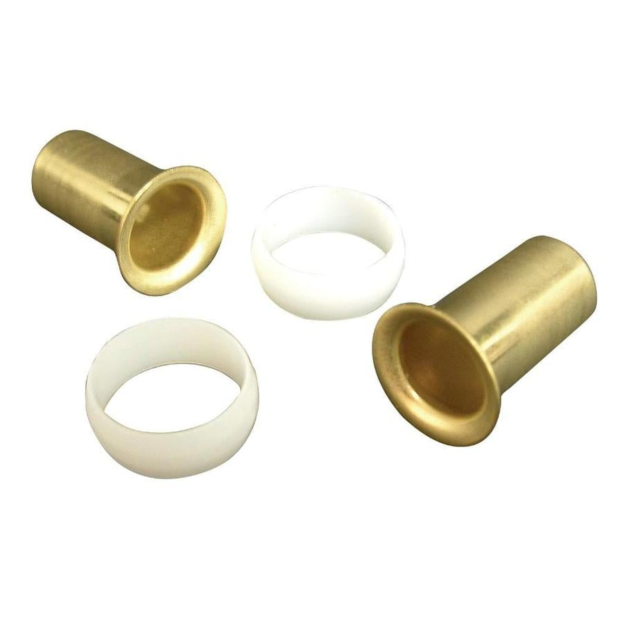 Watts 2-Pack 1/4-in Dia Coupling CPVC Fittings