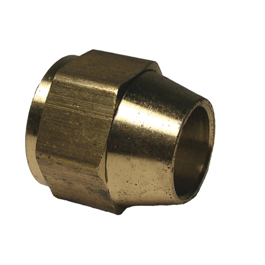 Watts 1/4-in Nut Flare Fitting