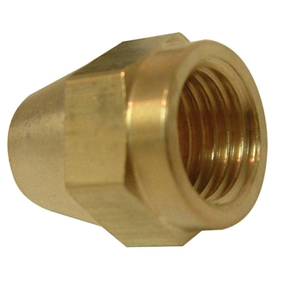 Shop watts in nut flare fitting at lowes