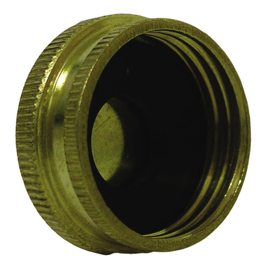 Shop Watts 34 in Cap Garden Hose Fitting at Lowescom