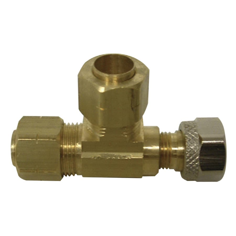 Watts Chrome 3-Way Valve