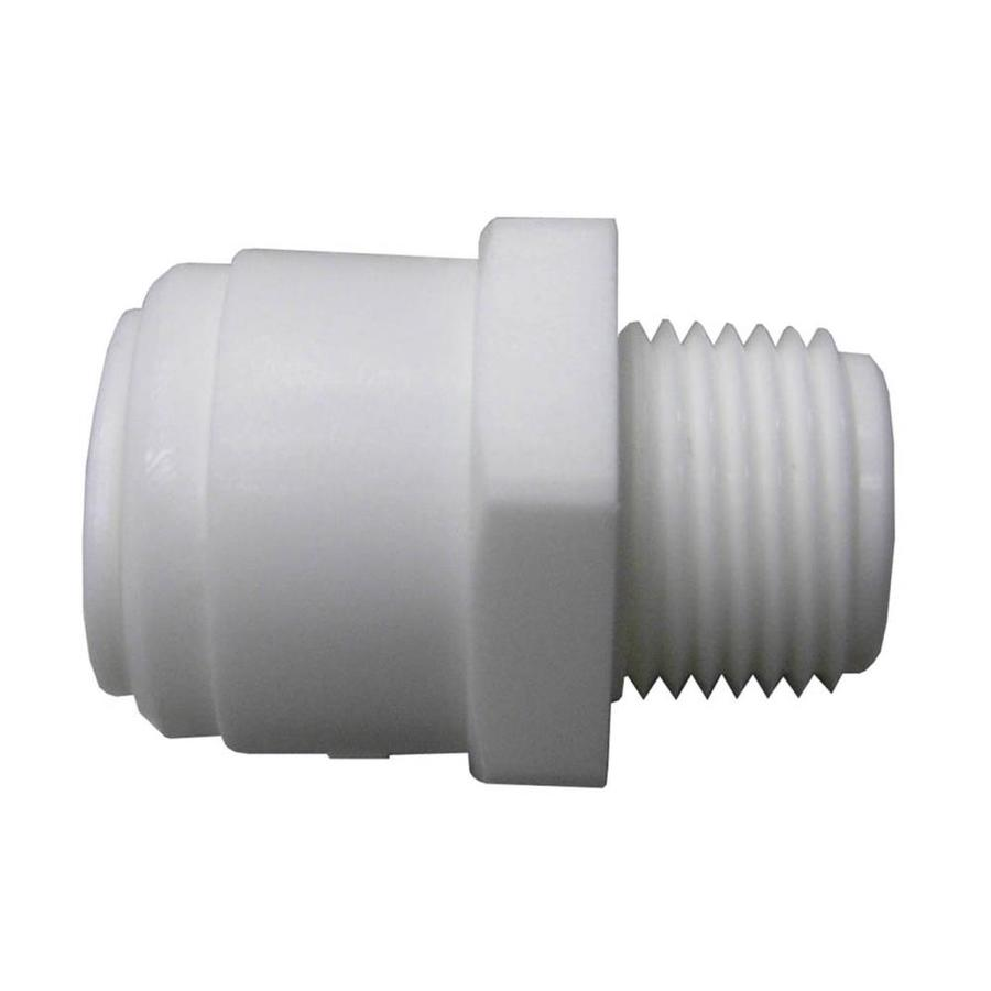 Watts 1/2-in x 1/2-in x Push-Fit Adapter Adapter Fitting