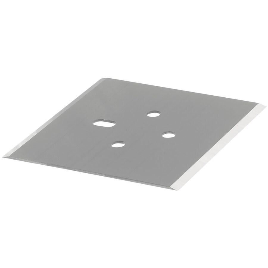 Warner 4-in 2-Edge Paint Scraper Blade