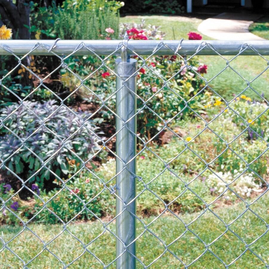 158 chainlink fence line post loop cap