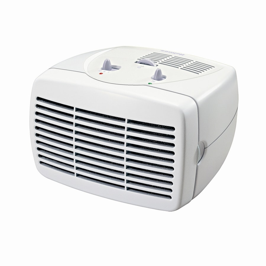Holmes 256 Sq Ft Hepa Type Tabletop Air Purifier In The Air Purifiers Department At Lowes Com
