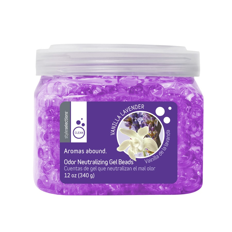 Style Selections Vanilla Lavender Gel Air Freshener
