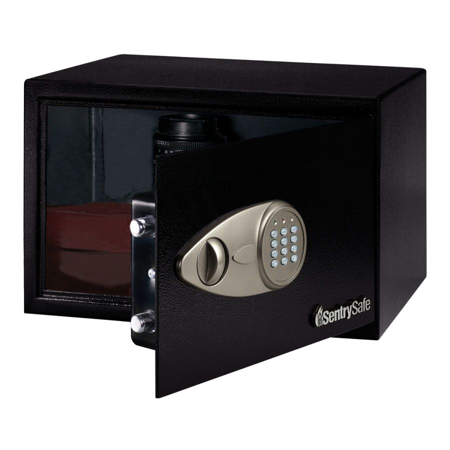 SentrySafe Master Lock 0.5-cu ft Electronic/Keypad Security Safe