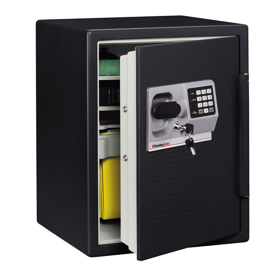 sentry safe combination fire safe sentry safe s6370 commercial fire safe zoom sentrysafe h0100. Black Bedroom Furniture Sets. Home Design Ideas