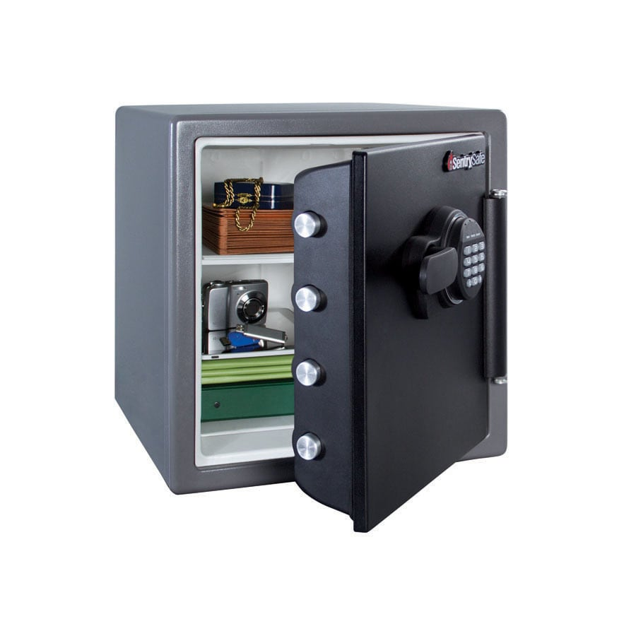 SentrySafe 1.23-cu ft Electronic Fire Safe