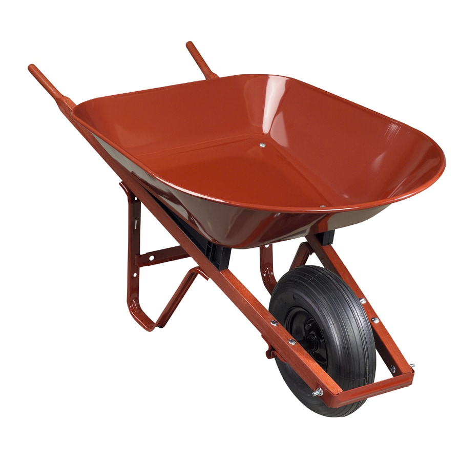 Ft Steel Wheelbarrow