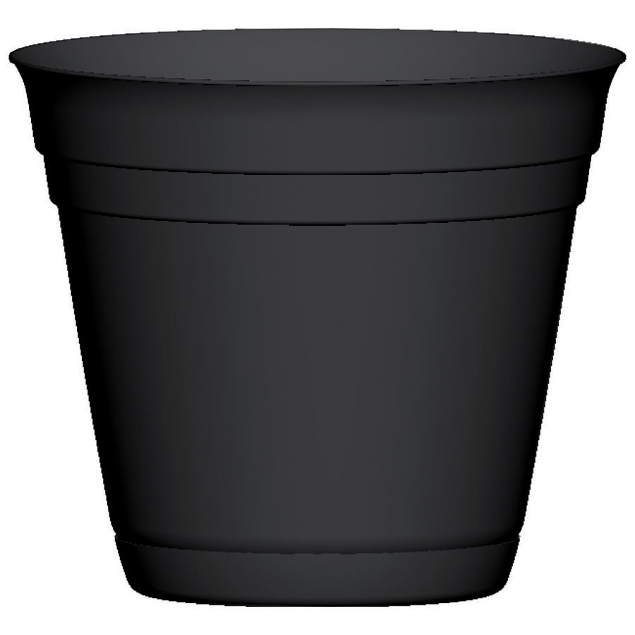 Garden Treasures 8-in x 7-in Planter