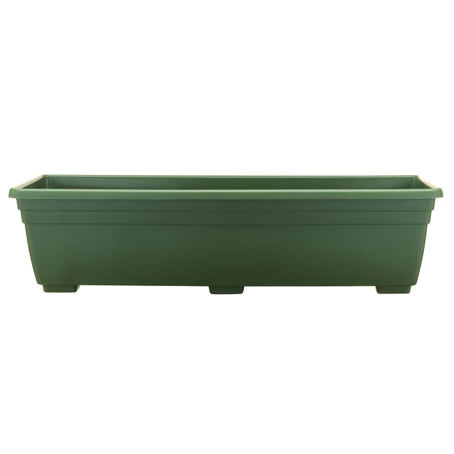 Garden Treasures 23.75-in x 6-in Pot/Planter