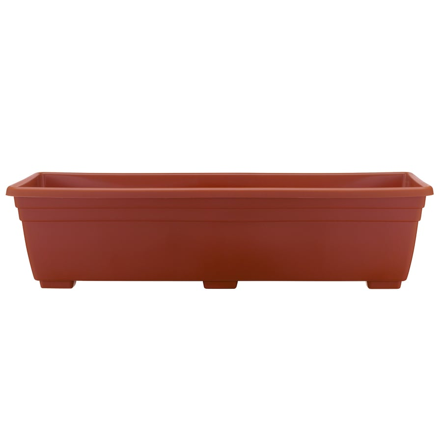 Garden Treasures 23.75 In X 6 In Pot/Planter
