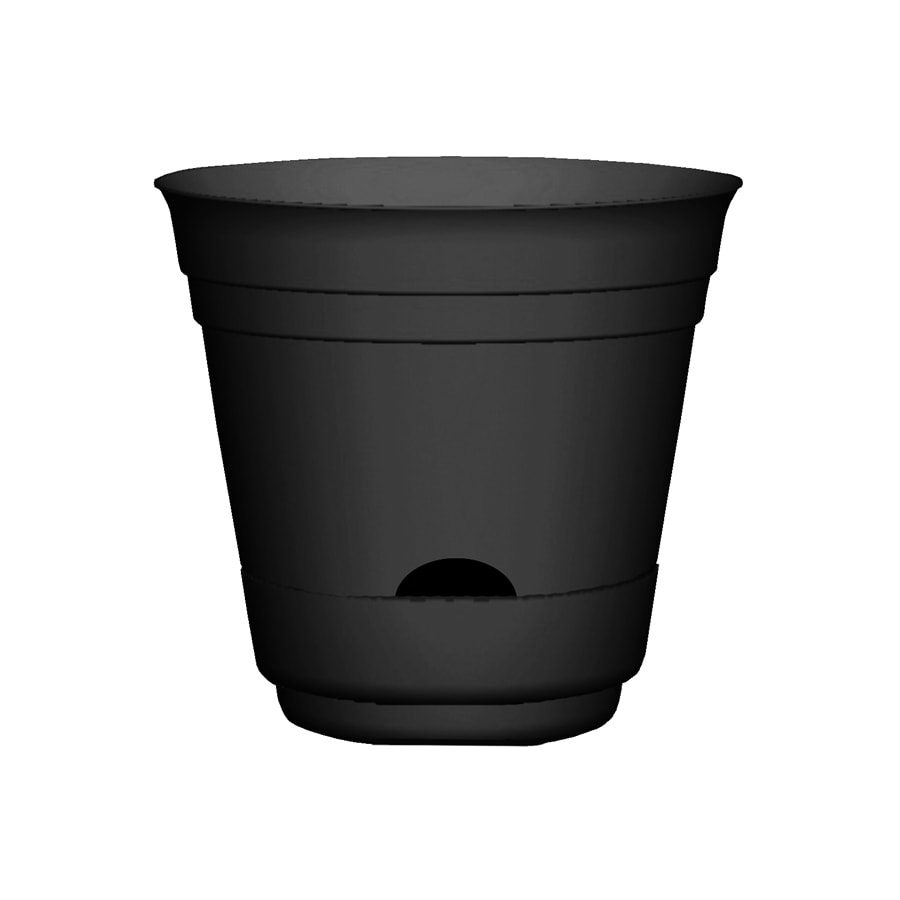 Garden Treasures 14-in x 12.8-in Planter