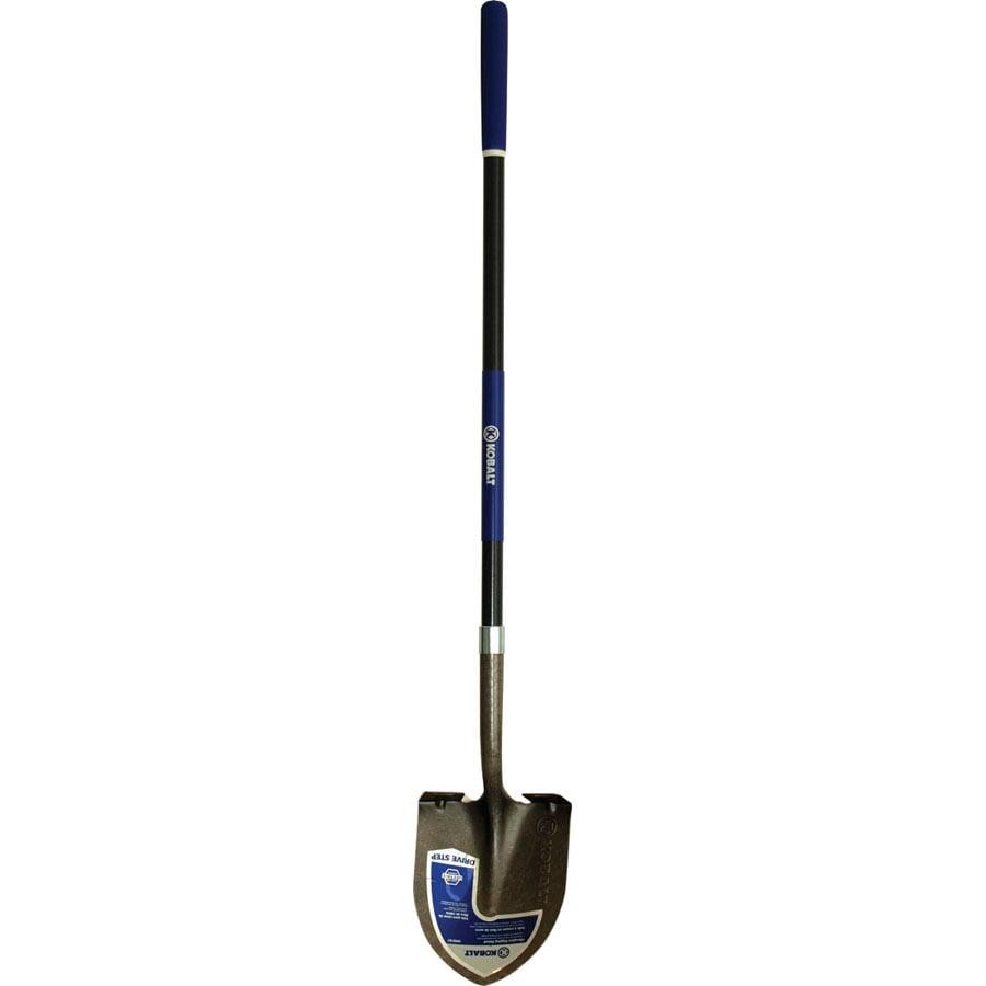 Kobalt Long-Handle Fiberglass Digging Shovel