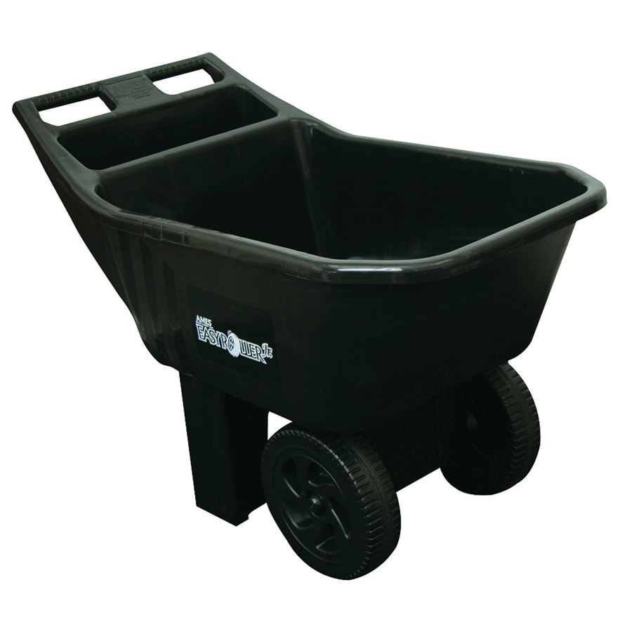 Merveilleux Ames 3 Cu Ft Poly Yard Cart