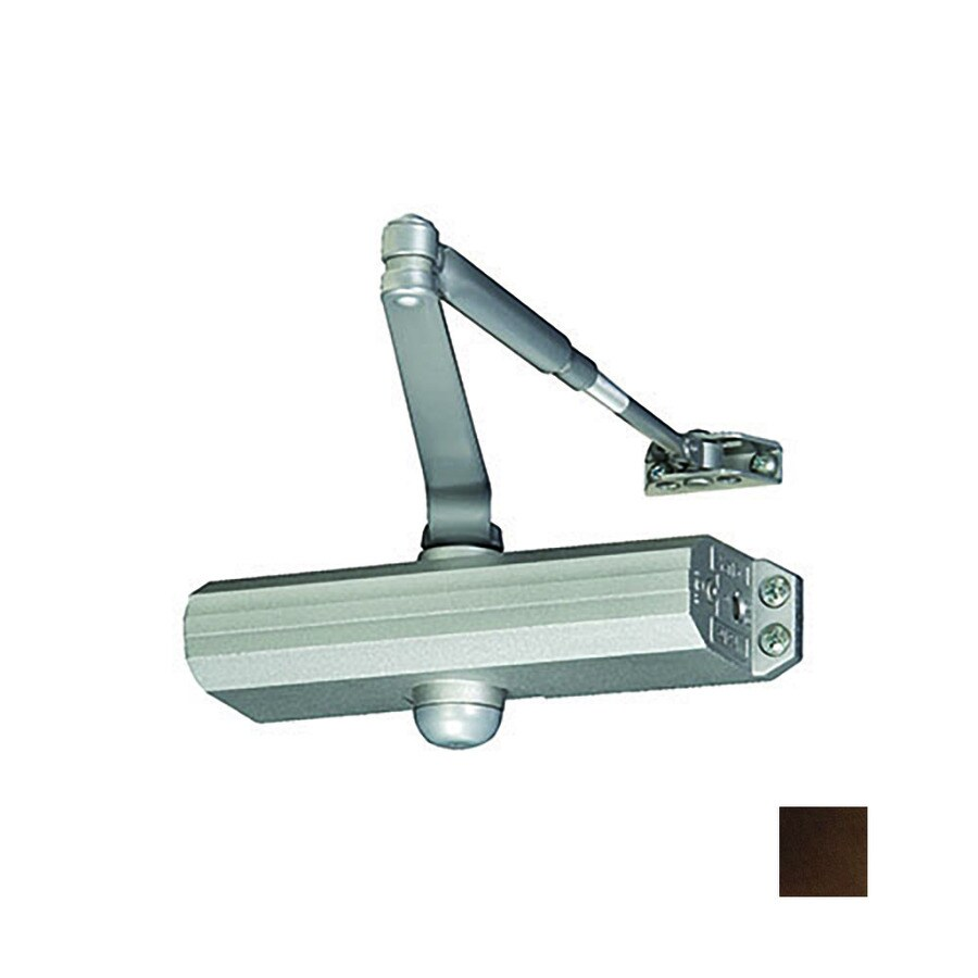 Yale Security Dark Bronze Door Closer