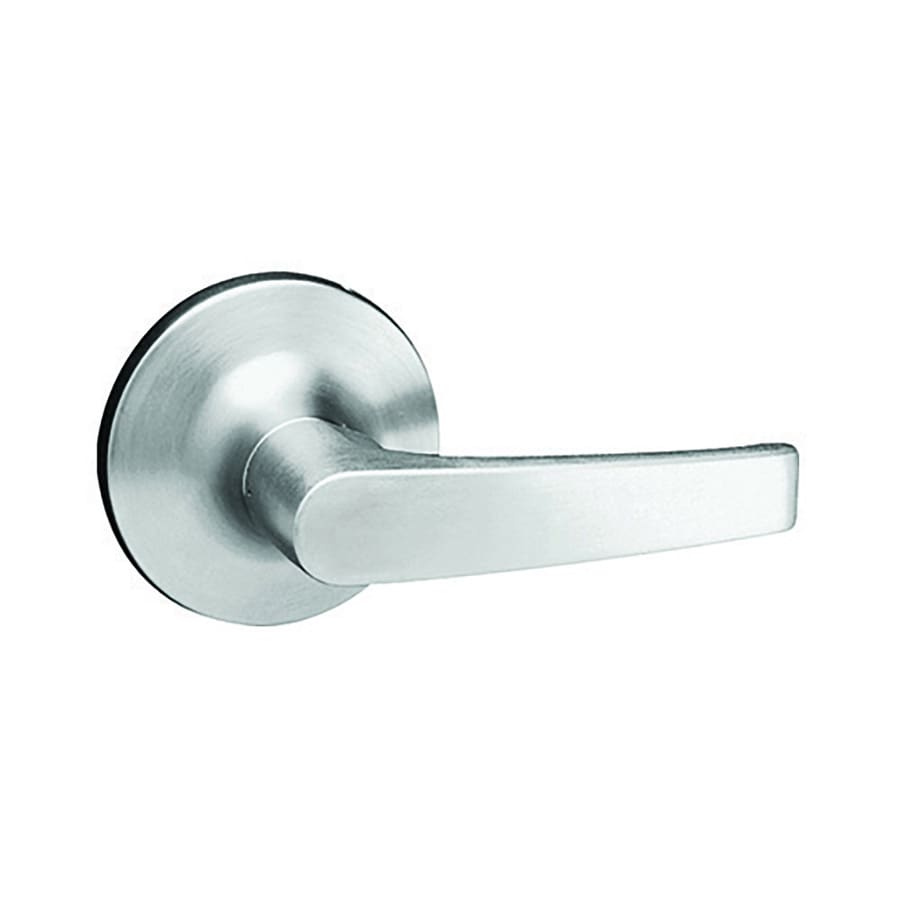 Yale Security 5300LN Monroe Satin Chrome-Handed Passage Door Lever