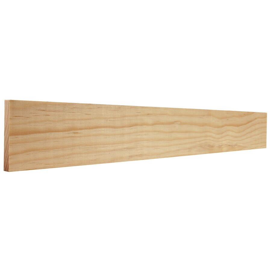 2.5-in x 8-ft Pine Moulding