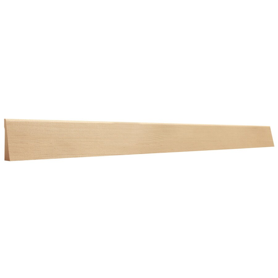 EverTrue 1.062-in x 8-ft Interior Hemlock Baseboard