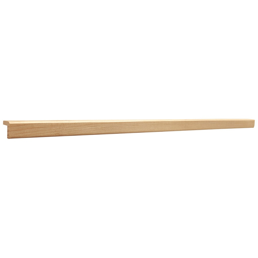 EverTrue 0.75-in x 96-in Wood Square Cove Moulding