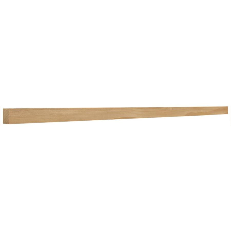 0.6875-in x 8-ft Hemlock Fir Moulding
