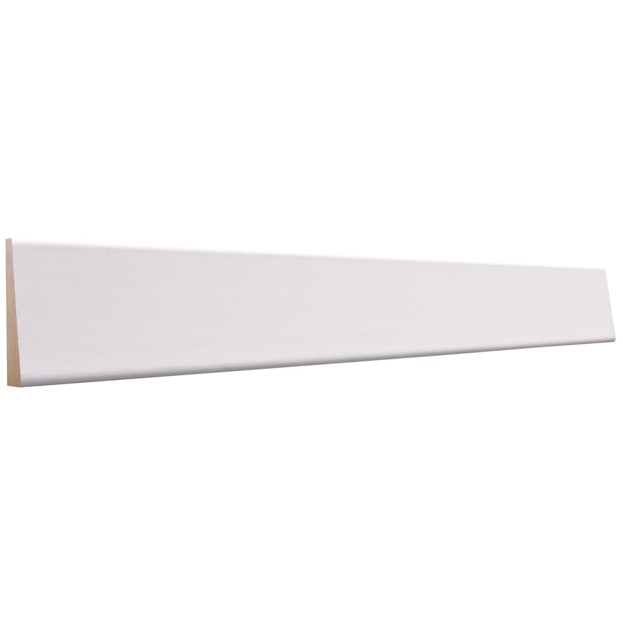 2.25-in x 10-ft Interior Primed MDF Window and Door Casing