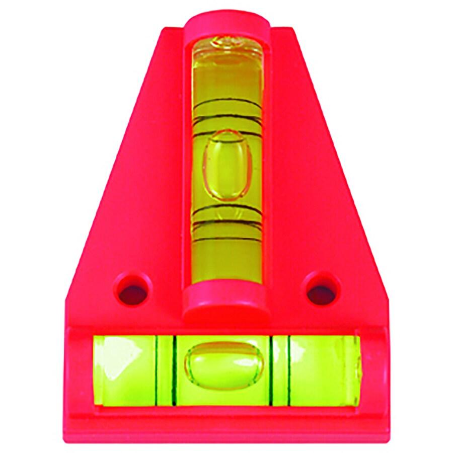 Johnson Level 6.75-in Cross Check Standard Level
