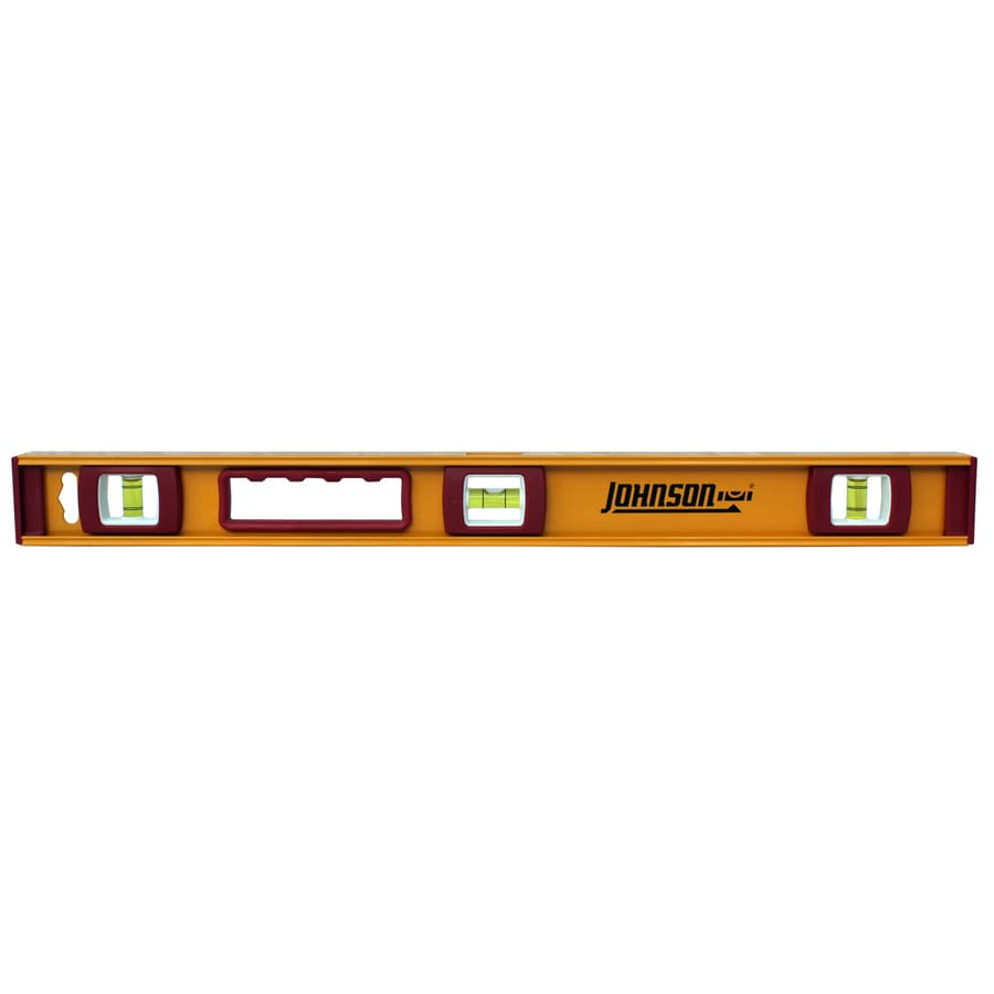 Johnson Level 24-in I-Beam Standard Level
