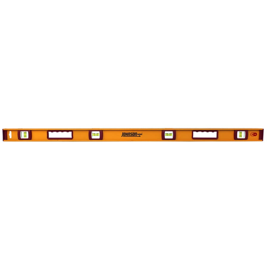 Johnson Level 48-in Magnetic I-Beam Standard Level