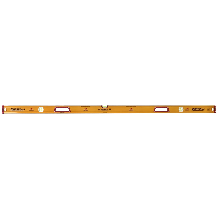 Johnson Level 78-in Magnetic Box Beam Level Standard Level