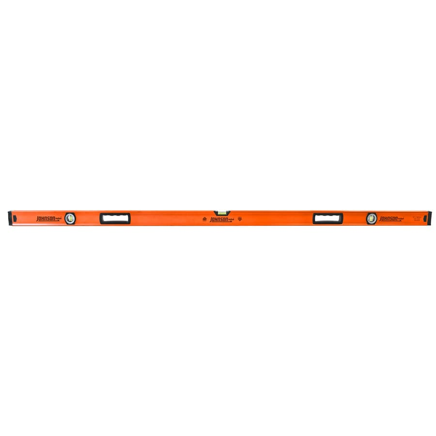 Johnson Level 72-in Box Beam Standard Level