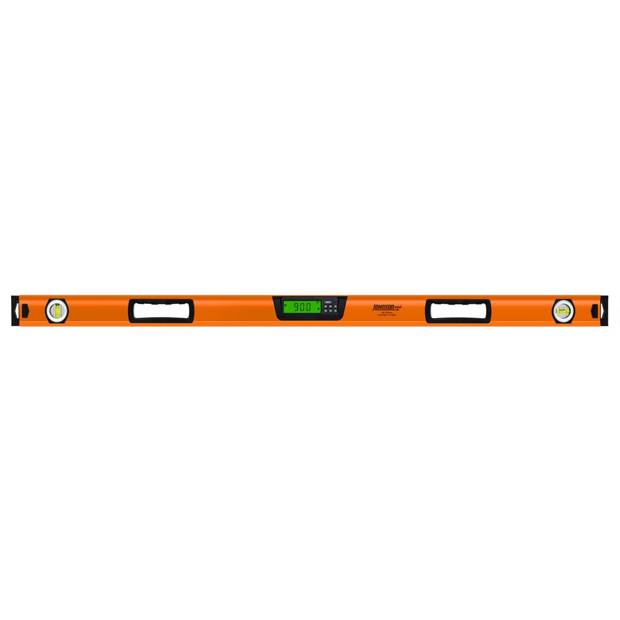 Johnson Level 48-in Digital Display Box Beam Level