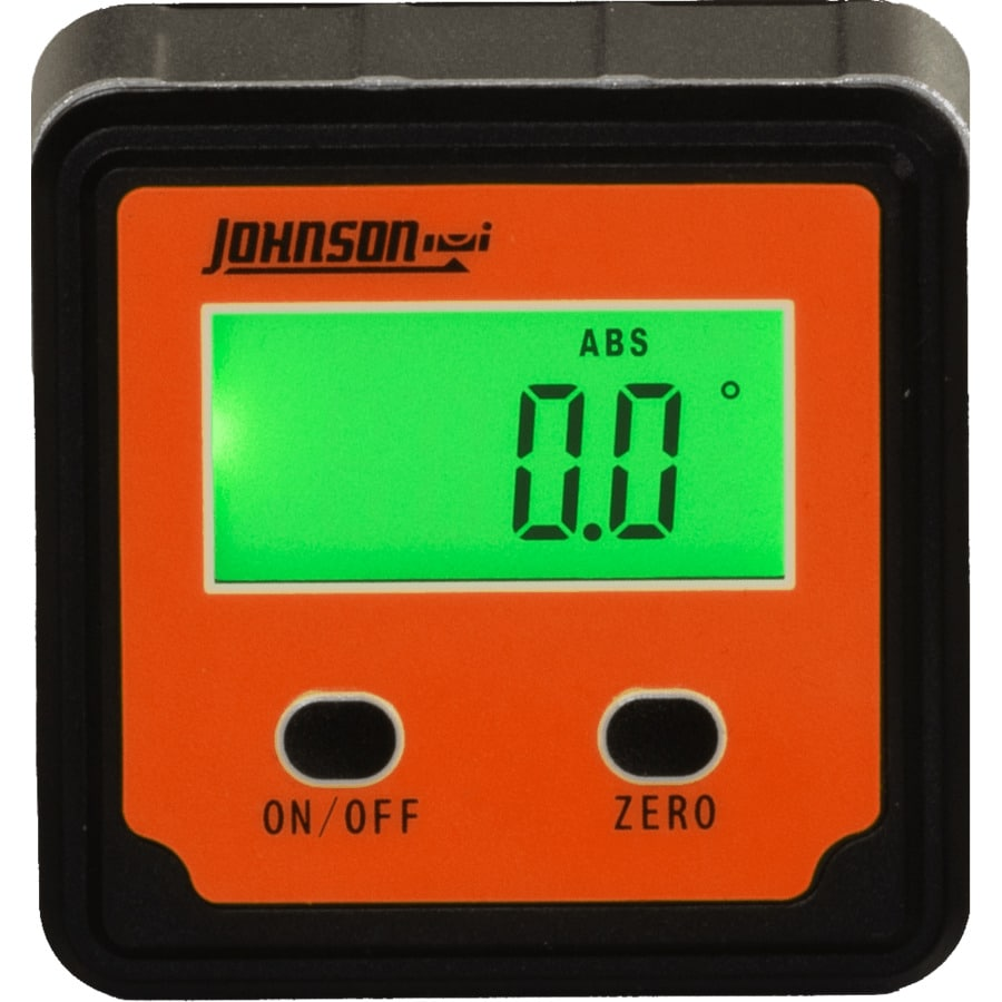 Johnson Level Magnetic Digital Angle Locator