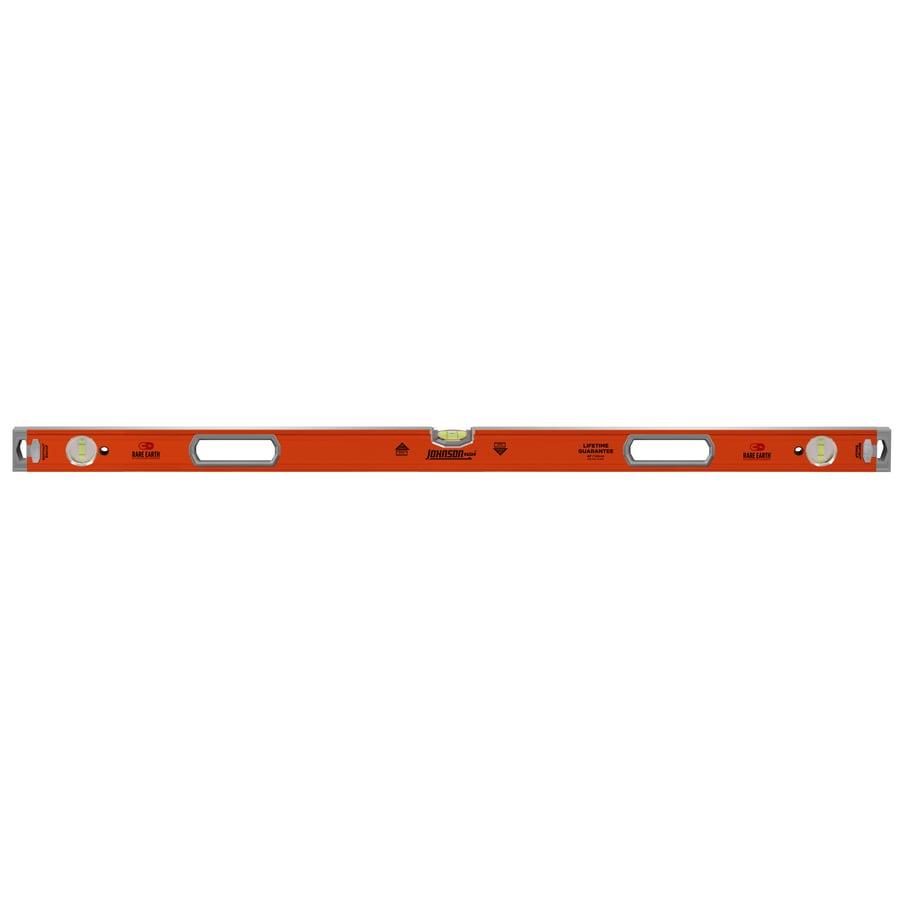 Johnson Level 48-in Magnetic Box Beam Level