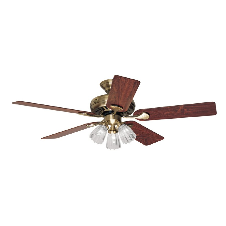 Hunter ceiling fan brass lefthandsintl hunter ceiling fan brass mozeypictures Gallery