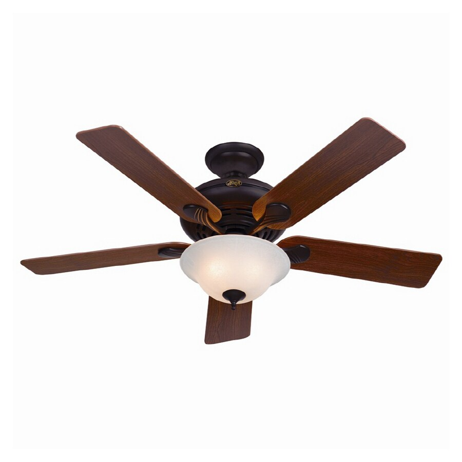 Hunter 52 Berkeley New Bronze Ceiling Fan